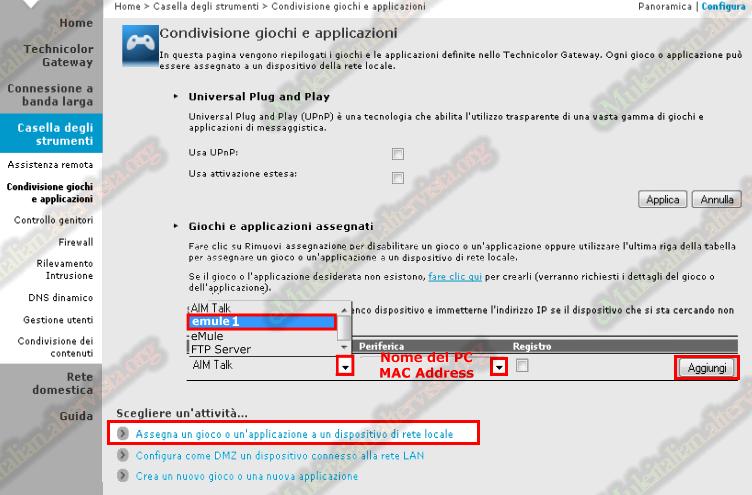 eMuleitalian - Technicolor TG 789 VAC v2 IAD